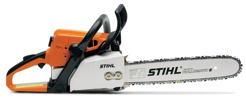 "Stihl MS 250 Chainsaw with 16"" bar"
