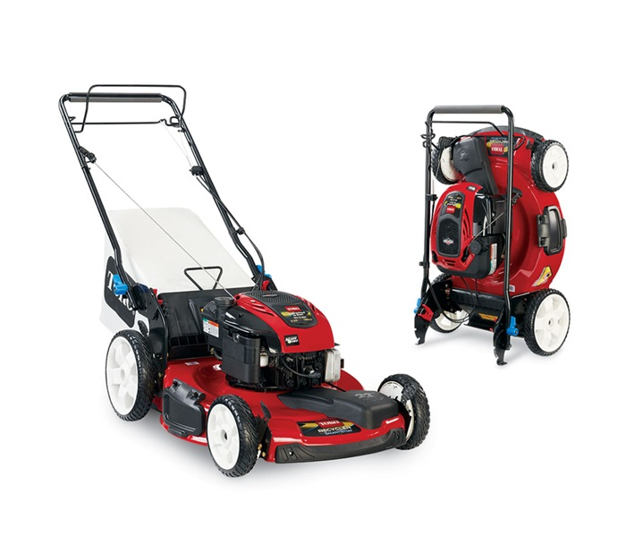 Toro 20339 Recycler Mower with Variable Speed Self-Propel and SmartStow