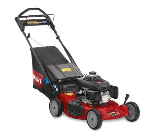 Toro Super Recycler 20382 Mower with Personal Pace Self Propel And Rear Wheel Drive