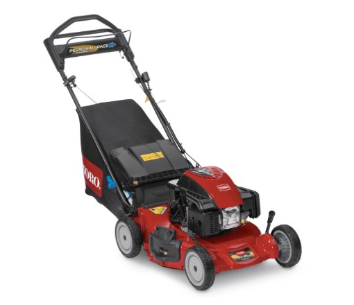 Toro Super Recycler 20384 Residential Personal Pace Self-Propel RWD Mower 159cc