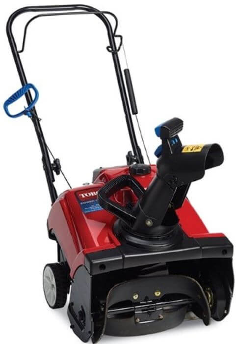 Toro 38473 Snowthrower Power Clear 518 ZE Single-Stage Electric Start