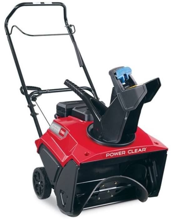 Toro 38755 Snowthrower 821 R-C Power Clear Single-Stage Recoil Start