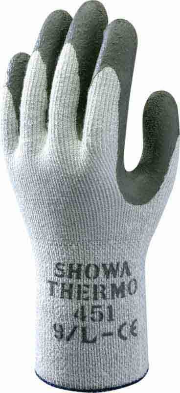 Showa Thermafit 451 Cold Weather Work Gloves