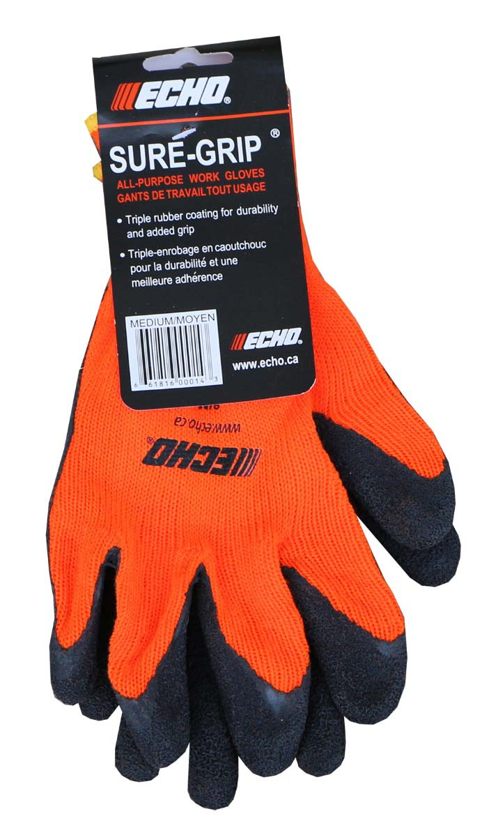 ECHO Sure-Grip All Purpose Work Gloves