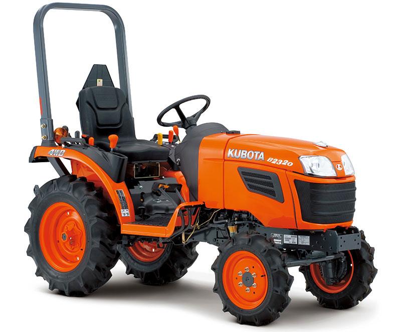Kubota B Series Tractor B2320DT 23hp