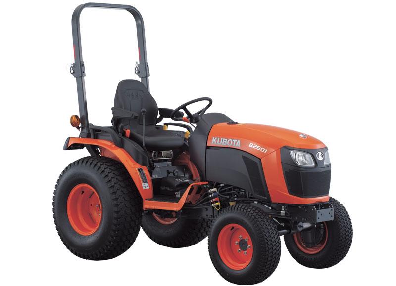 Kubota B Series Tractor B2601HSD 26hp