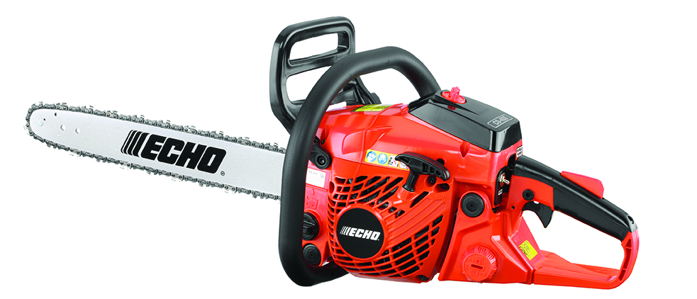 """ECHO CS-400 Chainsaw 40.2cc and Rear Handle with 16"""" Bar"""
