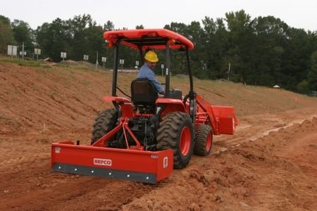 Kubota L Series TLB L39TLB-1 37.4 hp