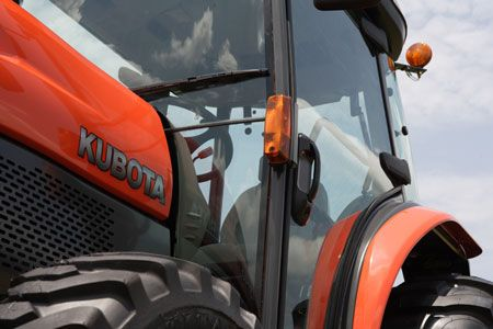 Kubota L Series Tractor L4240HST With Certified ROPS Cab 42hp