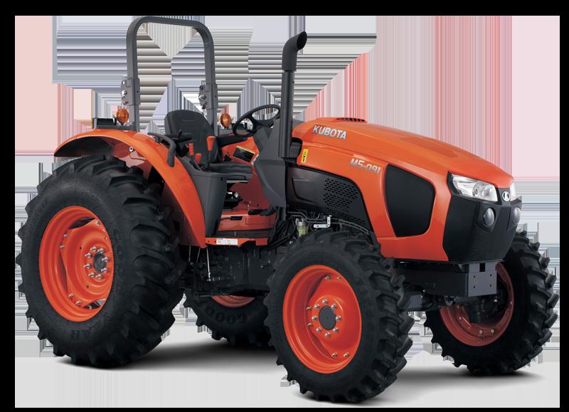 Kubota M5 Series Tractor M5-091