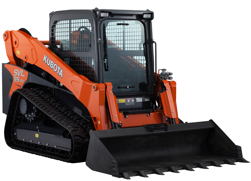 Kooy Brothers | Landscape Equipment | Kubota SVL75-2 Self Leveling