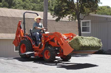 Kubota B Series Tractor B2320HSD 23hp