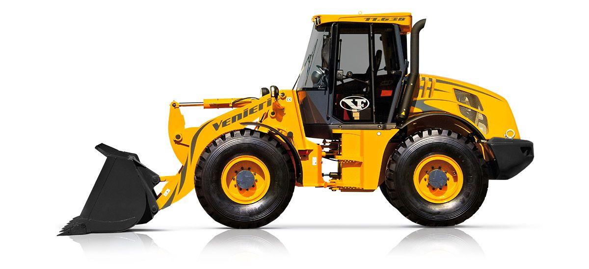 Venieri 11.63B Wheel Loader