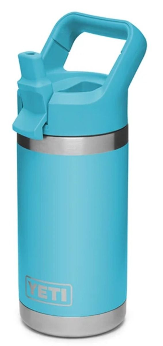 Reef Blue YETI Rambler Jr. 12oz Kids Bottle
