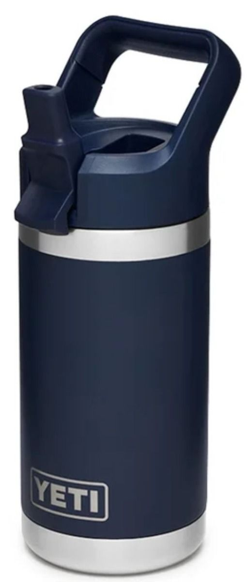Navy YETI Rambler Jr. 12oz Kids Bottle