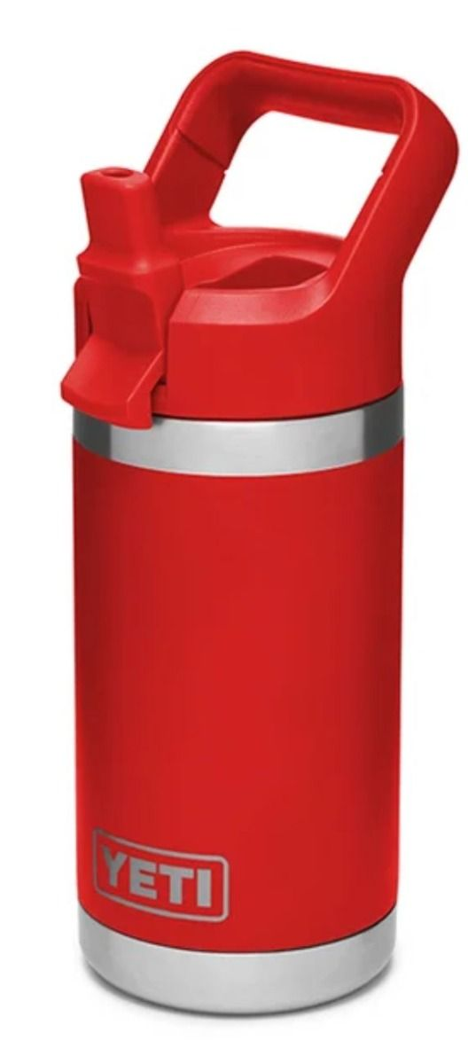 Canyon Red YETI Rambler Jr. 12oz Kids Bottle