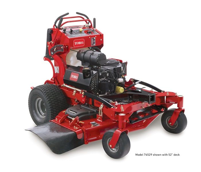 Toro 72529 Stand-On Mower GrandStand® MULTI FORCE