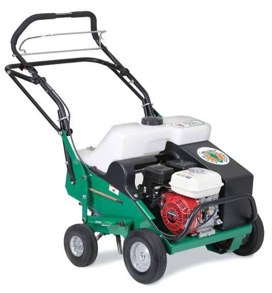 """Billy Goat Core Aerator AE 410V 19"""" Wide model with Briggs & Stratton Engine"""