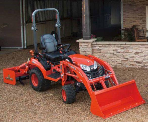 Kubota BX1880 Diesel Tractor 18HP