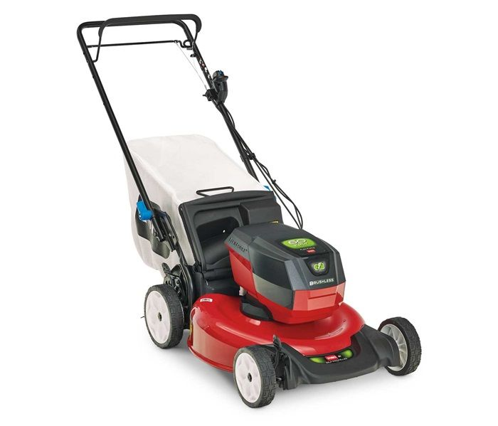 """Toro 21356 Lawnmower 21"""" 60V Battery Powered with Self-Propel and Smart Stow"""