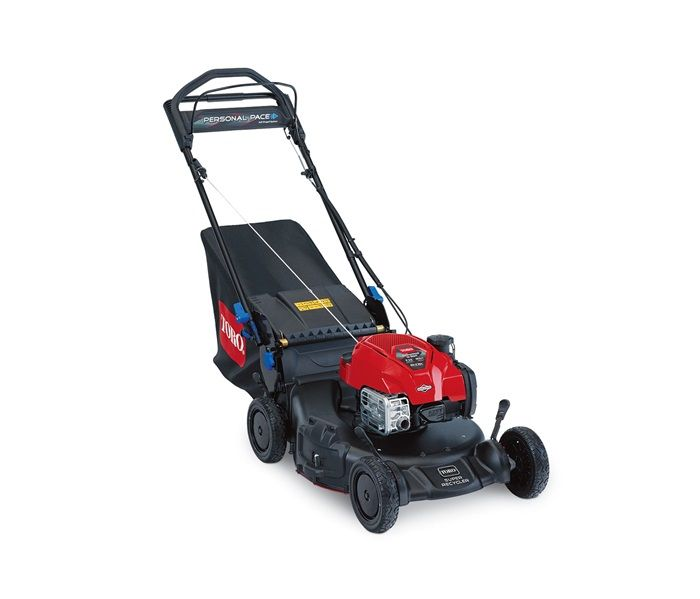 Toro 21386 Personal Pace SmartStow Super Recycler Mower
