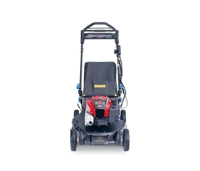 Toro 21387 Mower Runs up to 4.0 mph / 6.4 km/h