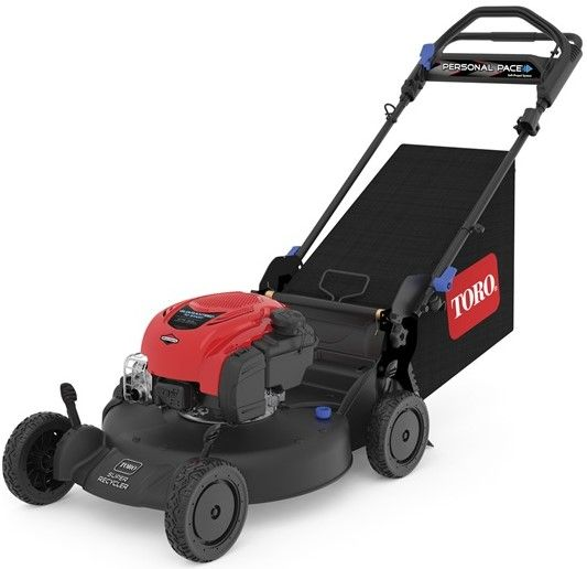 "Toro 21389 Lawnmower 21"" Super Recycler with Personal Pace"