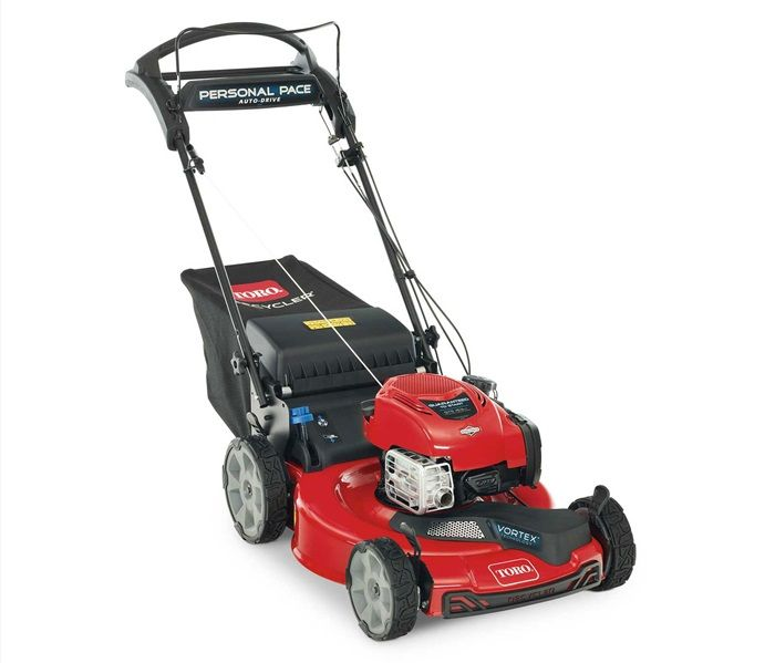 Toro 21472 Personal Pace® All Wheel Drive Mower