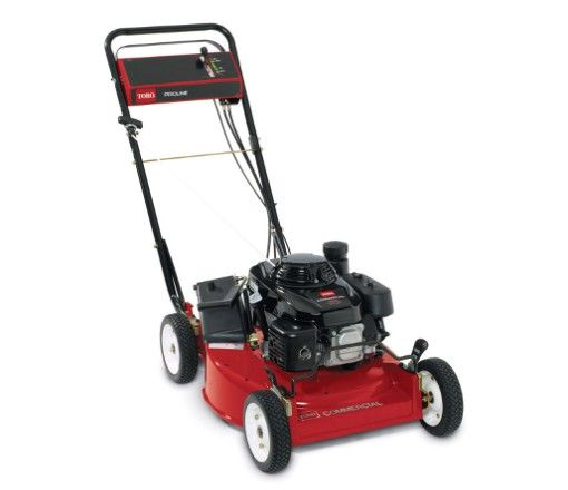 "Toro Heavy-Duty Recycler 22295 21"" Commercial Zone Start Mower"