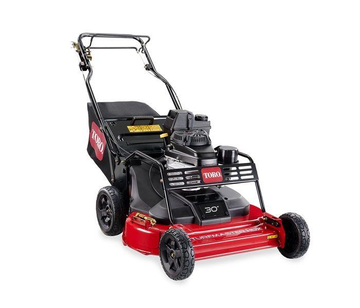 """Toro 22215 Lawnmower 30"""" TurfMaster HDX"""