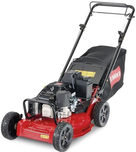 "Toro 22287 Lawnmower 21"" Heavy-Duty Commercial Recycler with Variable Speed"