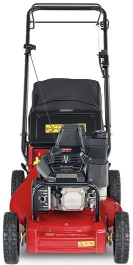 """Toro 22287 Lawnmower 21"""" Heavy-Duty Commercial Recycler with Variable Speed Head-on Profile"""