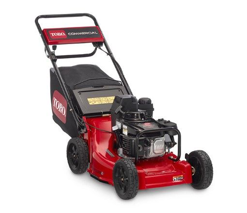 "Toro Heavy-Duty Recycler 22296 21"" Commercial Self-Propel Mower"