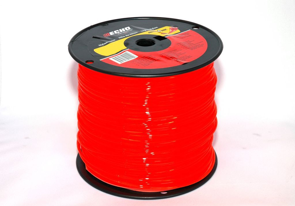 ECHO .105 Replacement Trimmer Line 3lb roll - orange