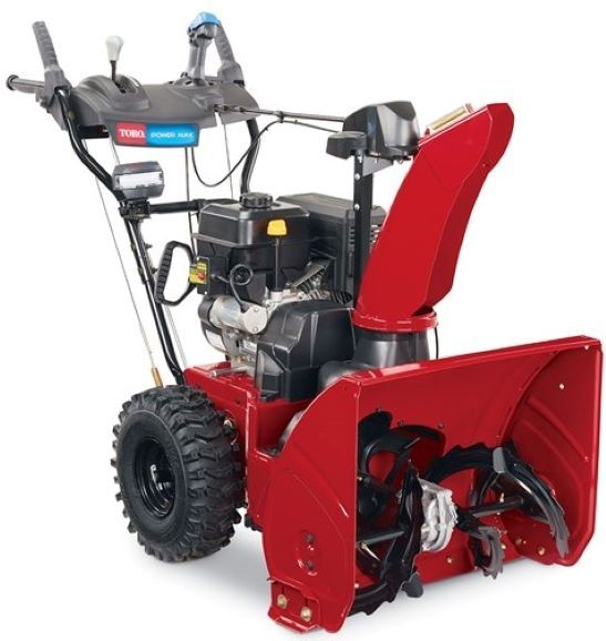 Toro 37799 Snowblower 826 OXE Power Max Two-Stage Electric Start