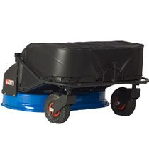 "BCS 2-Blade Mower with 38"" Catcher Attachment"