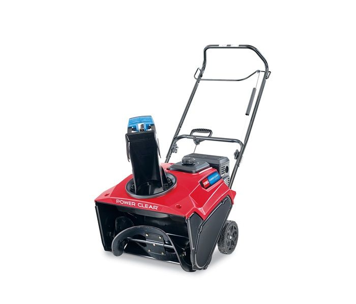 Toro 38752 Power Clear 721 R Single-Stage Recoil Start Snowthrower