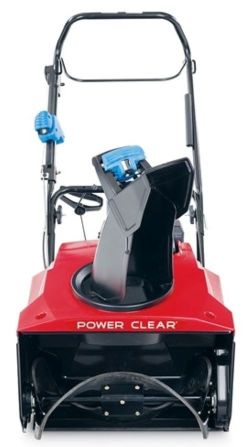 Toro 38757 Snowthrower 821 QZE Power Clear Single-Stage Electric Start