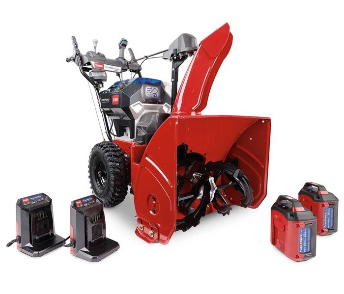 TORO 39924 Snowblower 60V Battery Power Max Two-Stage