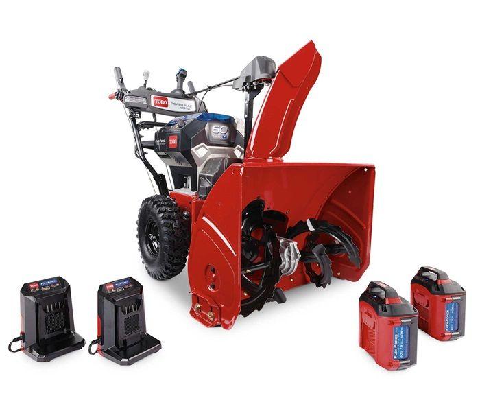 Toro 39926 60V Power Max e26 Snowblower