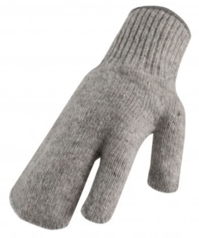 Duray 3F Mittens Natural Grey
