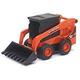 KUBOTA SSV65 TOY W/ LOADER, 3 PARTS (W/L&S) 1:10 SCALE