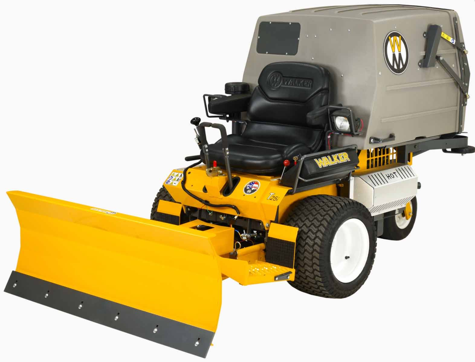 "Walker Mower 46"" Dozer Blade"