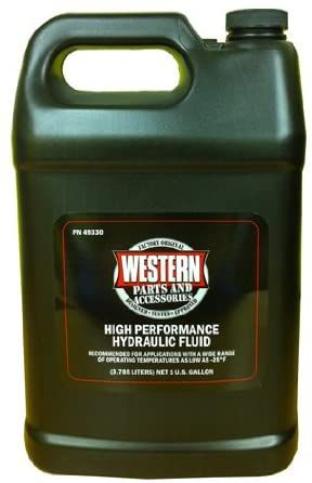 Western High Performance Hydraulic Fluid