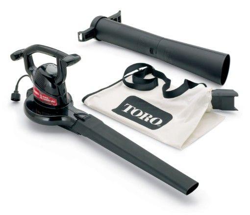 Toro 51617 Rake & Vac Handheld Electric Blower/Vac