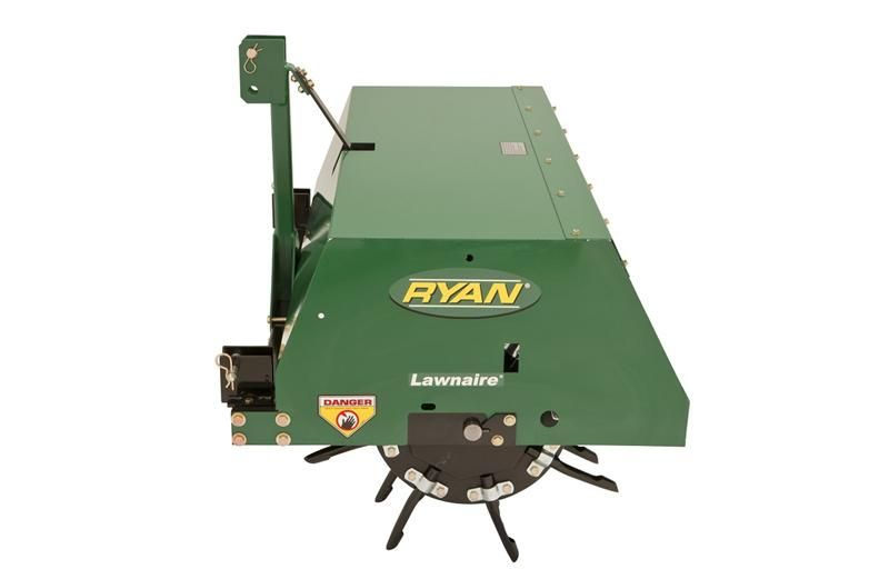 Lawnaire® 3-Point Hitch Aerator Right Side