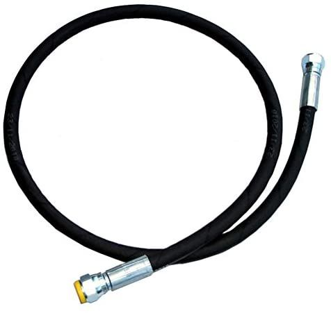 Western 1/4 x 24 Hose with FJIC Ends