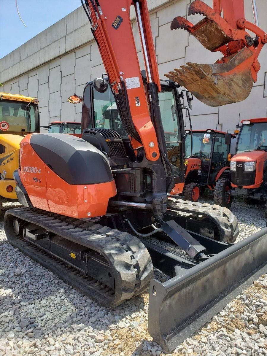 2020 Used KX080 Excavator
