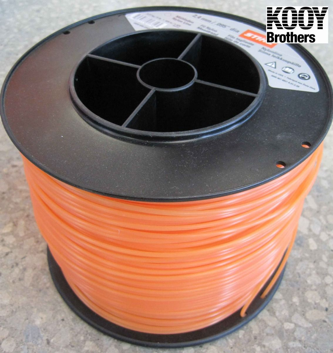 5lb roll of STIHL trimmer line