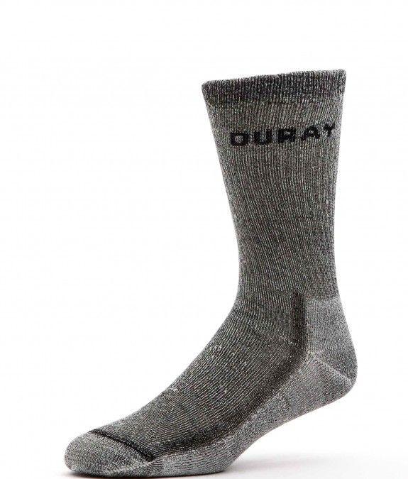 Duray Otish Socks Grey/Black